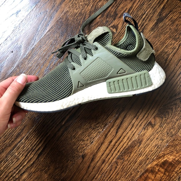 d10645c0d0445 adidas Shoes - Adidas NMD RX1 Olive green. Like new!